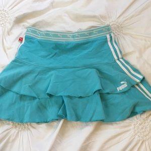 PUMA athletic skirt